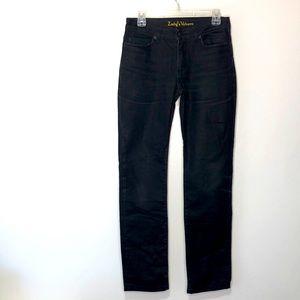 Zadig & Voltaire dark gray jeans